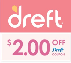 Dreft-coupon
