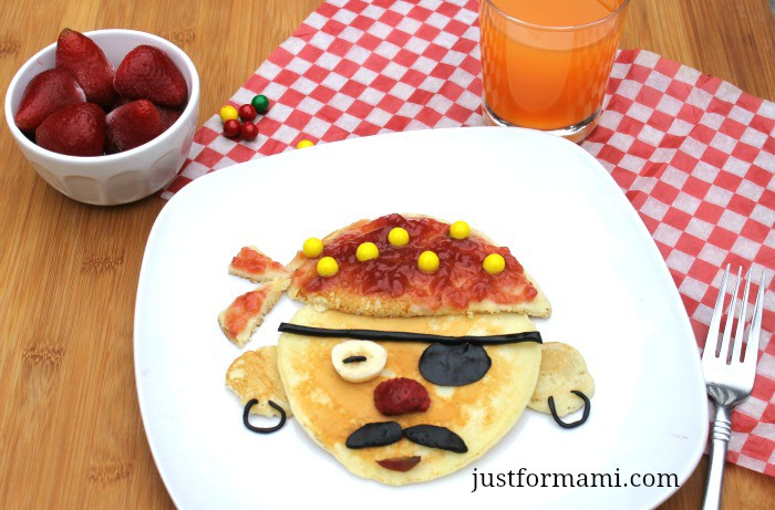pancake-de-pirata-captain-jake-sorteo-de-2-dvds