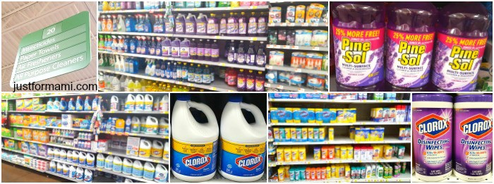 Clorox Collage #