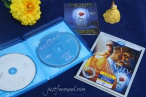 Beauty and the Beast disponible en DVD + Sorteo